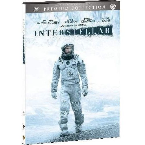 Interstellar (DVD) - Christopher Nolan