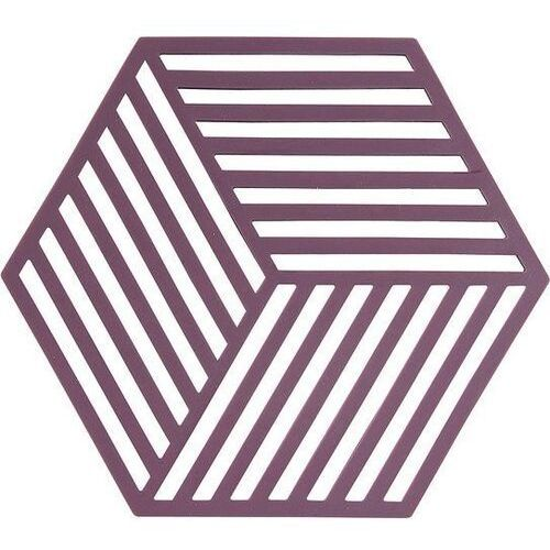 Zone denmark Podstawka pod gorące naczynia hexagon buraczkowa (5708760659173)