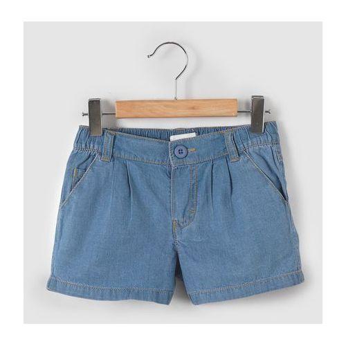 R édition Szorty z lekkiego jeansu 3-12 lat