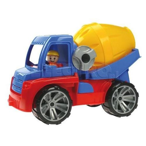 Betoniarka, pojazd, kup u jednego z partnerów