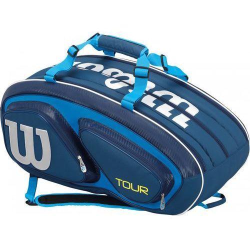 Wilson Tour V 15 Pack Blue