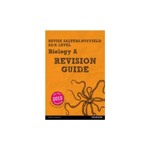 REVISE Salters Nuffield AS/A Level Biology Revision Guide (with online edition) (9781447992714)