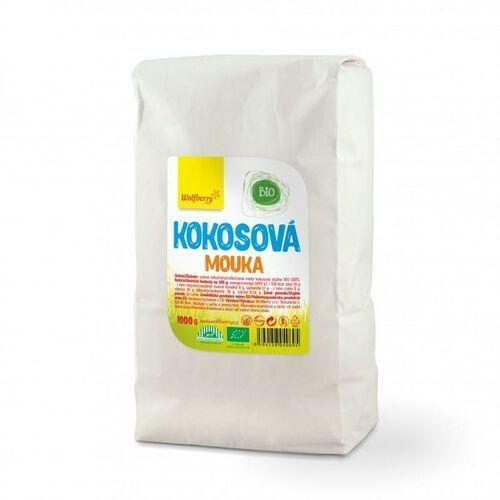Wolfberry BIO Mąka kokosowa 1000 g