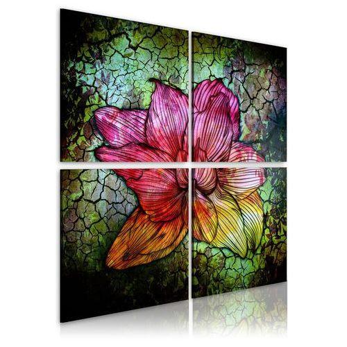 Artgeist Obraz - szklany kwiat