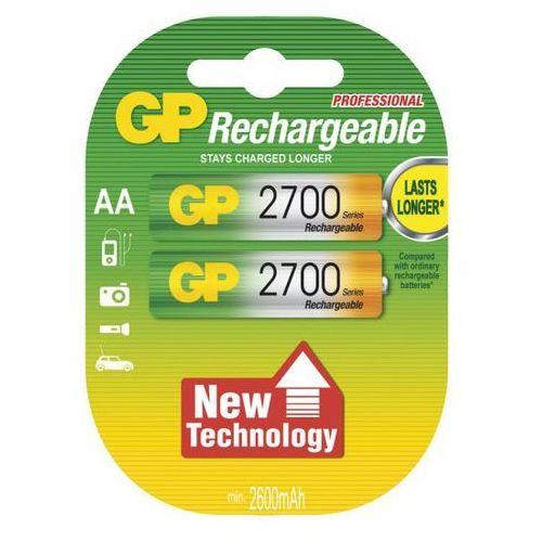 2 x akumulatorki R6/AA GP Ni-MH 2700 (akumulatorek)