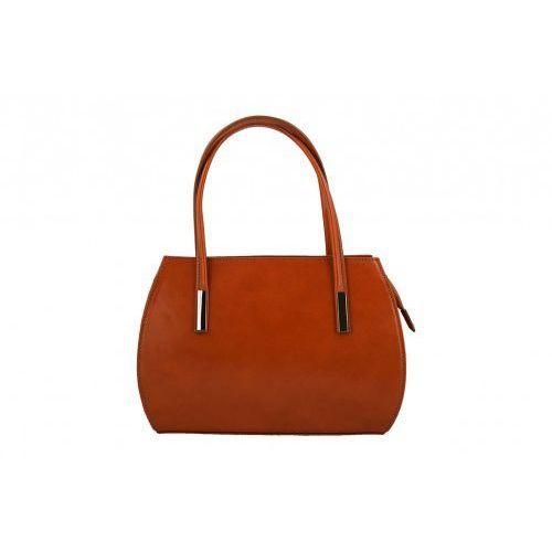 Barberini's Modne kuferki damskie - - brązowy jasny