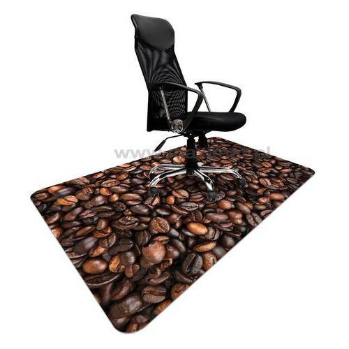 Maximat Podkładka ochronna ze wzorem kawa 009 - pod krzesło - 120x180cm - grubość. 1,3mm