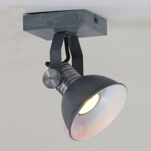 Steinhauer BROOKLY reflektor LED Brązowy, 1-punktowy - - Obszar wewnętrzny - BROOKLY - Czas dostawy: od 3-6 dni roboczych