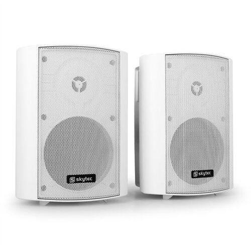 Para 2-drożnych głośników Skytec montaż ściana sufit 200W (8715693015355)