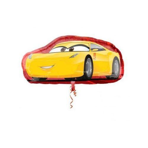 Amscan Balon foliowy cars - cruz/jackson - 88 x 43 cm - 1 szt.