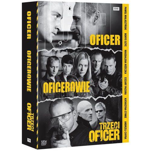 Tvp Oficer + oficerowie + trzeci oficer (12 dvd) (5902600069478)