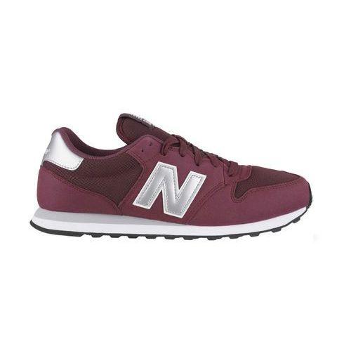 Buty sportowe męskie NEW BALANCE - GM500-99, kolor czerwony