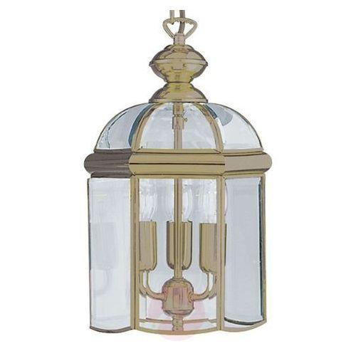 Searchlight Lampa wisząca w kształcie latarni arlind, mosiądz