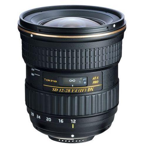 Tokina AT-X 12-28 f/4.0 AF Pro DX (Canon) - darmowy odbiór osobisty!