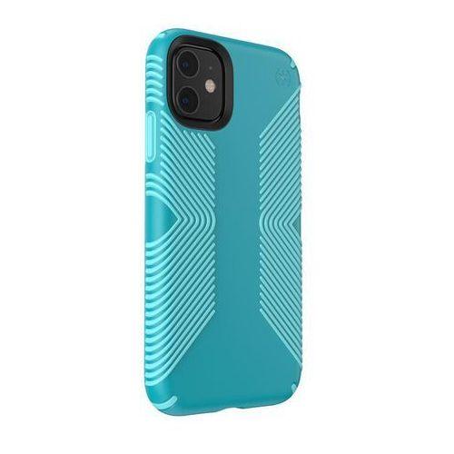 Speck Presidio Grip - Etui iPhone 11 (Bali Blue/Skyline Blue), kolor niebieski