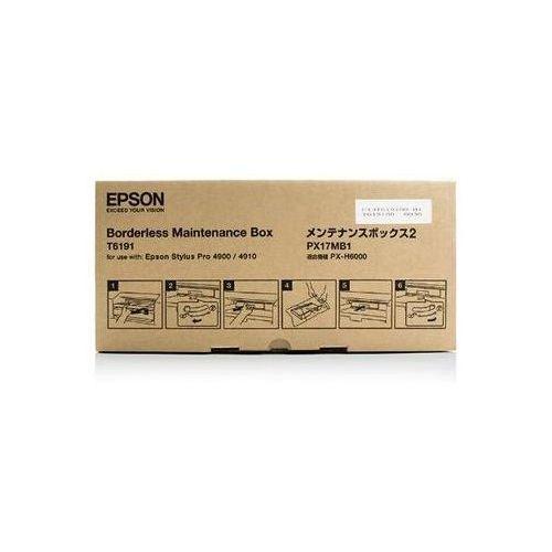Pojemnik na zużyty tusz oryginalny t6193 do  sc-t3070 - darmowa dostawa w 24h marki Epson