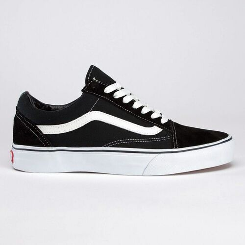 Vans Buty - old skool black/white (y28)
