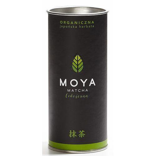 Organiczna Japońska Zielona Herbata Matcha Codzienna 30g - MOYA MATCHA
