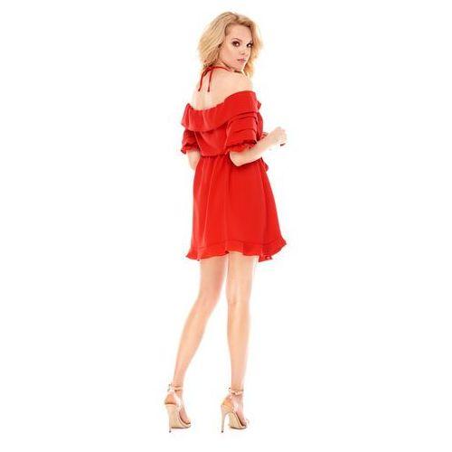 Sukienka sotavento w kolorze czerwonym marki Sugarfree