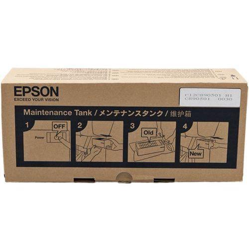 Pojemnik na atrament Epson C12C890501 do drukarek (Oryginalny)