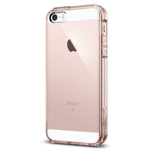 Sgp - spigen Obudowa spigen sgp ultra hybrid rose crystal dla apple iphone 5 / 5s / se - rose crystal