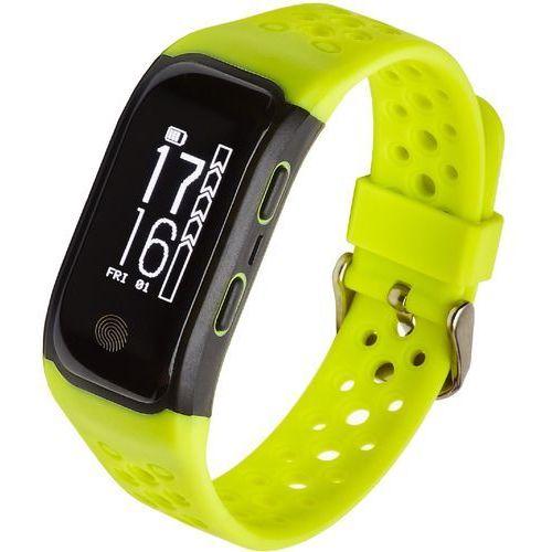 Garett Opaska sportowa, smartband fit20 gps zielona