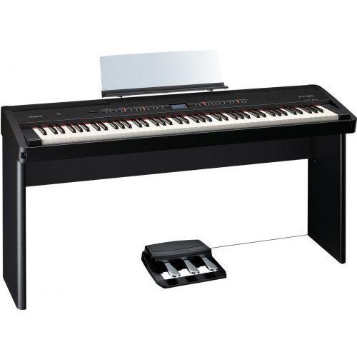 Roland FP 80 BK pianino cyfrowe (czarne) Płacąc przelewem przesyłka gratis!