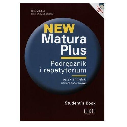 New Matura Plus Podręcznik i repetytorium z płytą CD (2012)