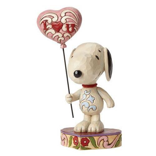 Jestem twoim sercem i heart you snoopy 4042378 figurka ozdoba świąteczna pokój dziecięcy marki Jim shore