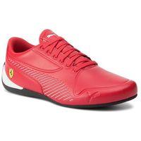 Sneakersy PUMA - Sf Drift Cat 7S Ultra 306424 04 Rosso Corsa/Puma White, kolor czerwony