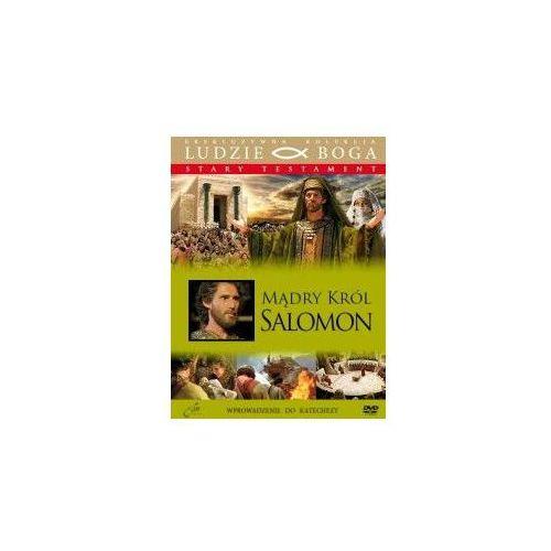 MĄDRY KRÓL - SALOMON + film DVD - SALOMON - MĄDRY KRÓL + film DVD. Najniższe ceny, najlepsze promocje w sklepach, opinie.