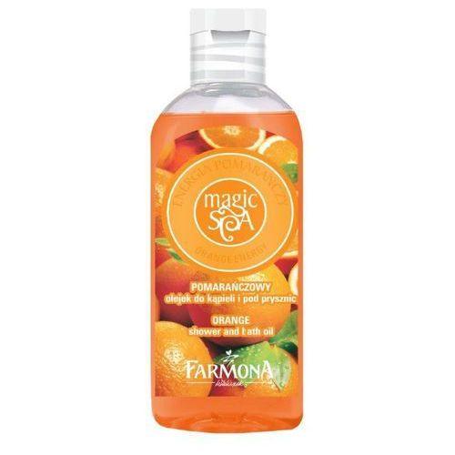 Farmona Aromaterapia Magic Spa Olejek do kąpieli Pomarańczowa Energia mini 50ml (5900117100349)