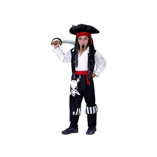 Go Kostium kapitan piratów - m - 120/130 cm