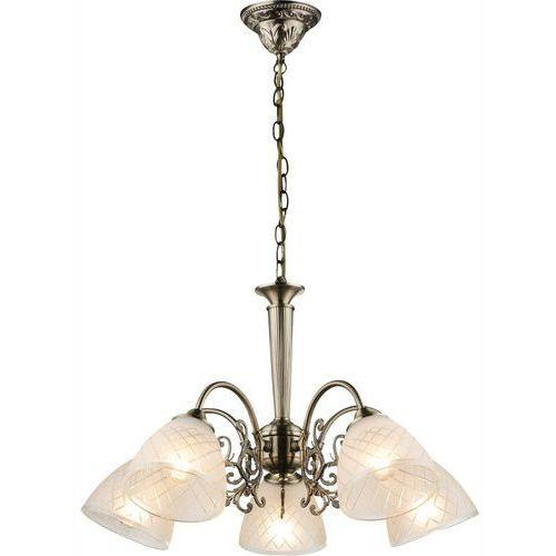 69013-5h żyrandol klasyczny tialda marki Globo lighting