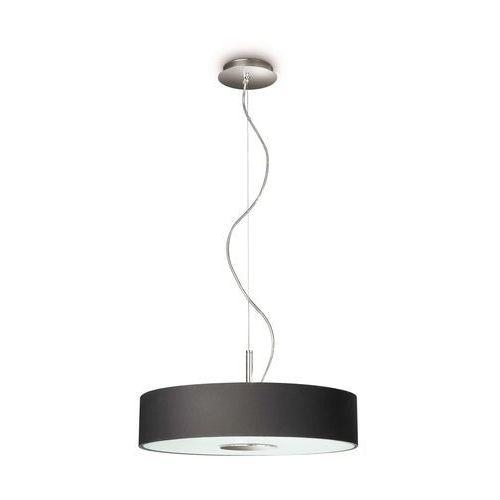 Philips/massive Flora lampa wisząca czarna 3x60w 230v e14