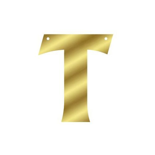 Baner Personalizowany łączony - litera T (5907509912290)
