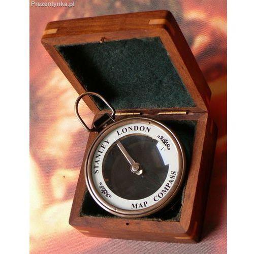 Kompas mosiężny - map reader Spencer