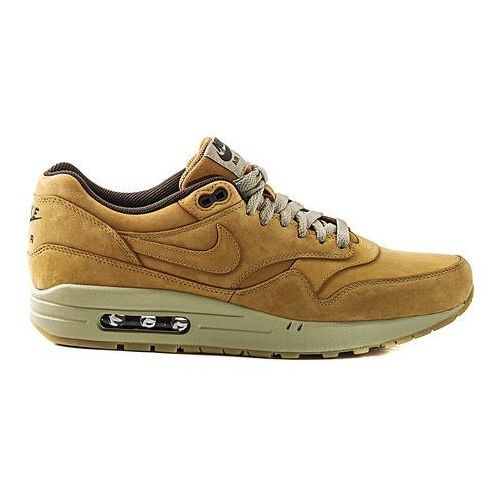 Buty  air max 1 leather premium wheat pack - 705282-700 marki Nike