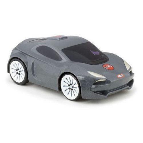 Dotknij i jedź samochód wyścigowy, sportowy szary (0050743646133)