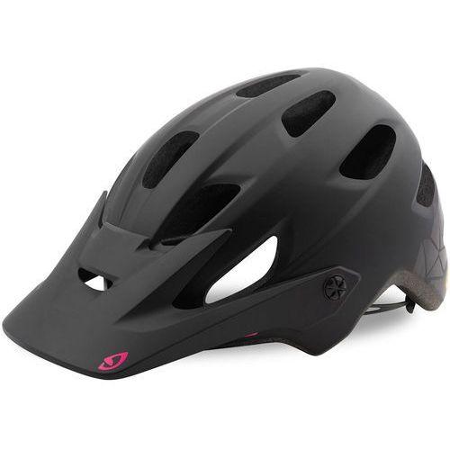 Giro Cartelle MIPS Kask rowerowy czarny M | 55-59cm 2018 Kaski rowerowe
