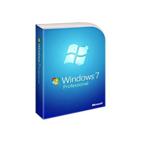 Microsoft Windows 7 professional, licencja fizyczna z dvd 32-bit