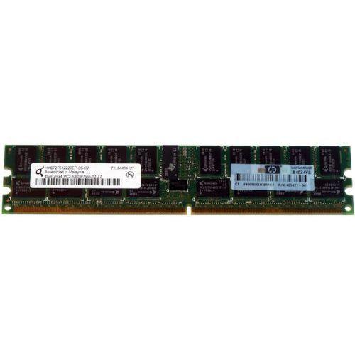 Pamięć RAM 4GB QIMONDA 2Rx4 DDR2 667MHz PC2-5300 ECC Registered DIMM | HYS72T512220EP-3S-C2