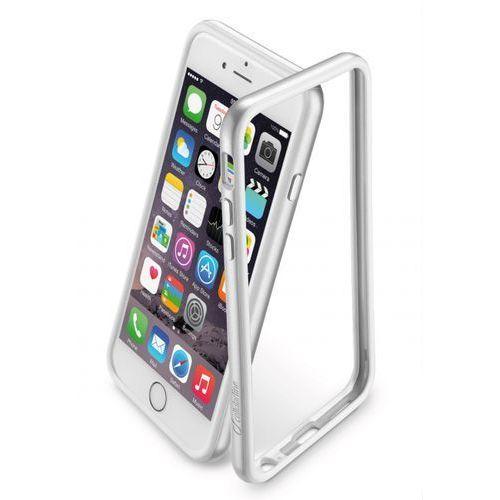 Cellular line  bumper satin do iphone 6/6s srebrny