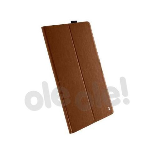 Krusell Ekerö Case iPad Pro 12.9 (brązowy) - produkt w magazynie - szybka wysyłka! (7394090604662)