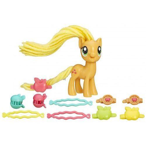 Hasbro my little pony stylowa grzywa, apple jack