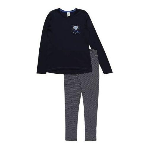 piżama granatowy / jasnoniebieski marki Sanetta