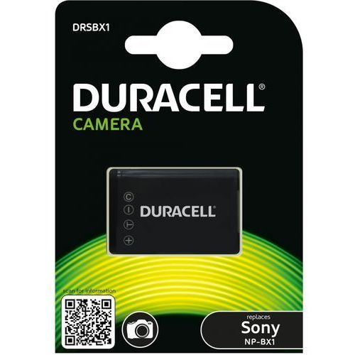 Duracell  akumulator do aparatu 3.7v 950mah (5055190140475)