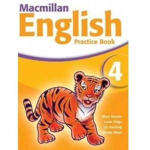 Macmillan English 4 Practice Book + CD-ROM, Macmillan