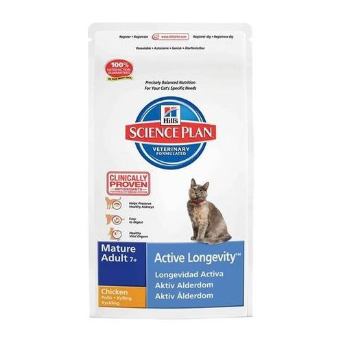 HILL'S Feline Mature Adult 7+ Chicken 5kg - 5kg
