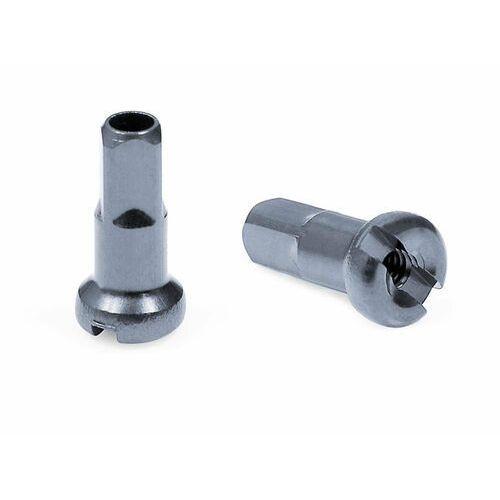 Cnspoke Nypel an12 12 mm aluminiowy srebrny